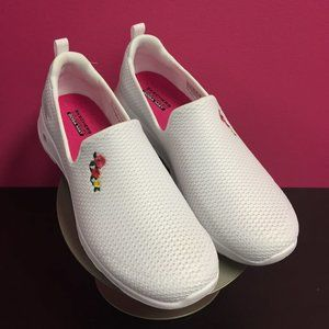 "NWT Skechers GoWalk Joy ""Loved"" Slip On Sneakers"